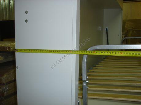 Верхний ярус с лестницей кровати TwinFLIP DIY