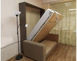 Диван-шкаф-кровать StudioFlat MALIA 160*200 см